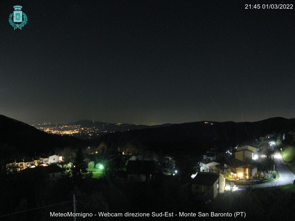 webcam  Momigno, Marliana (PT, 584 m), webcam provincia di Pistoia, webcam Toscana, Webcam Toscana
