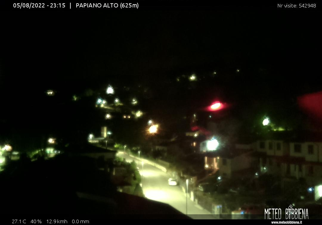 webcam  Papiano (AR, 625 m), webcam provincia di Arezzo, webcam Toscana, Webcam Toscana