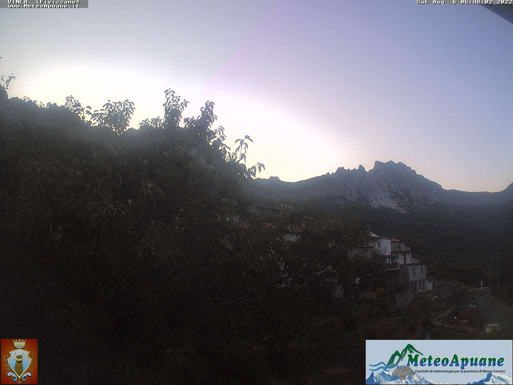 webcam  Vinca (760 m), Fivizzano (MS), webcam provincia di Massa-Carrara, webcam Toscana, Webcam Toscana